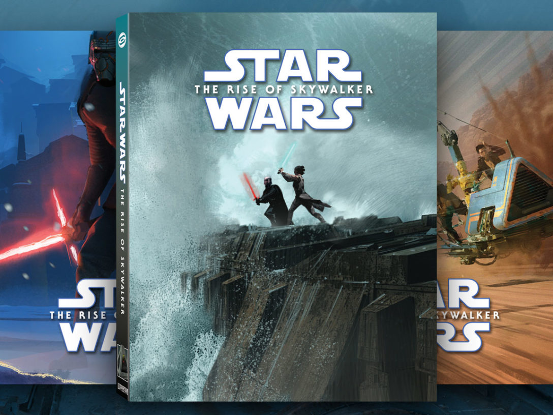 Rise of Skywalker alt covers