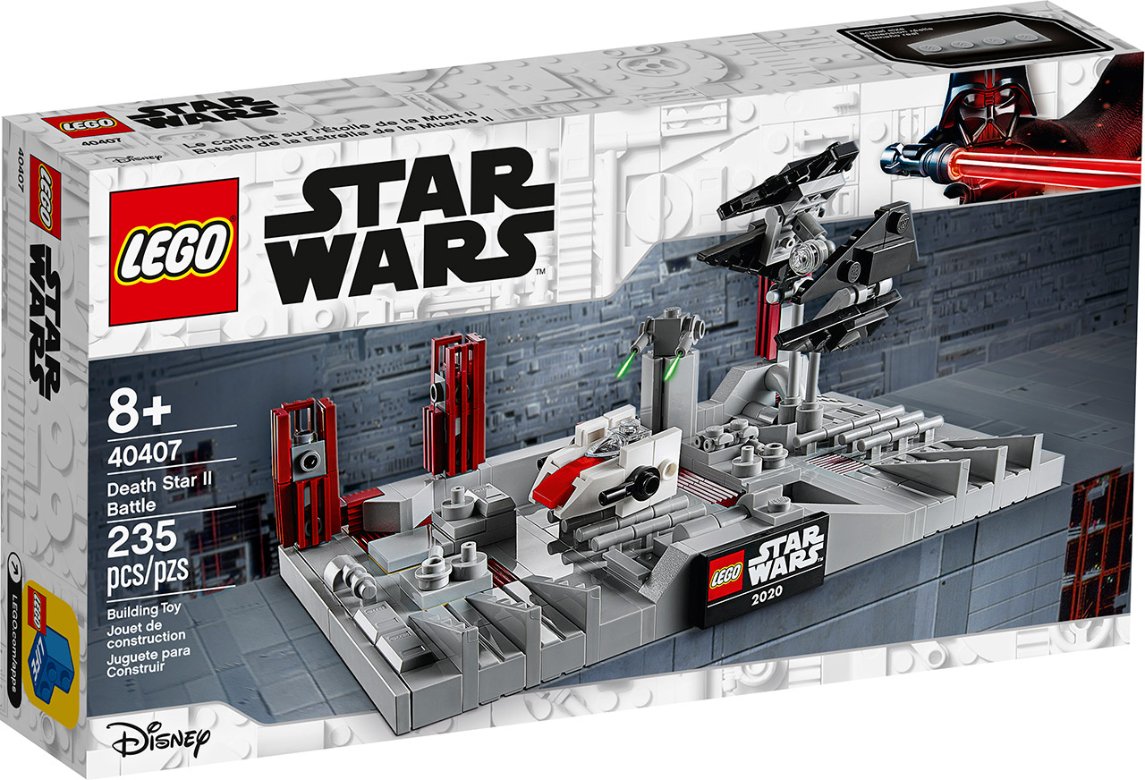 A new LEGO set.