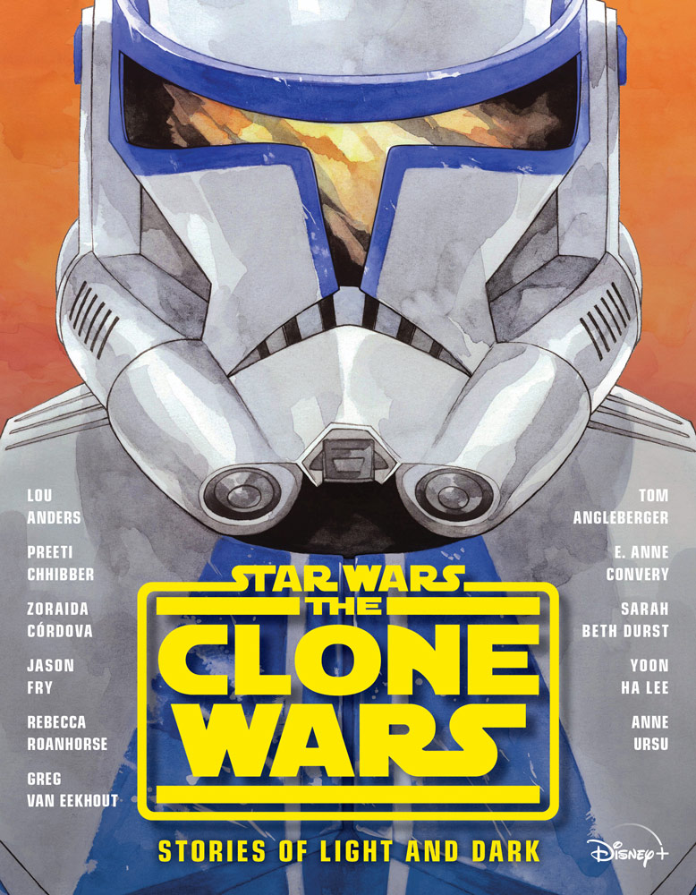 Star Wars: The Clone Wars - Stories of Light and Dark cover