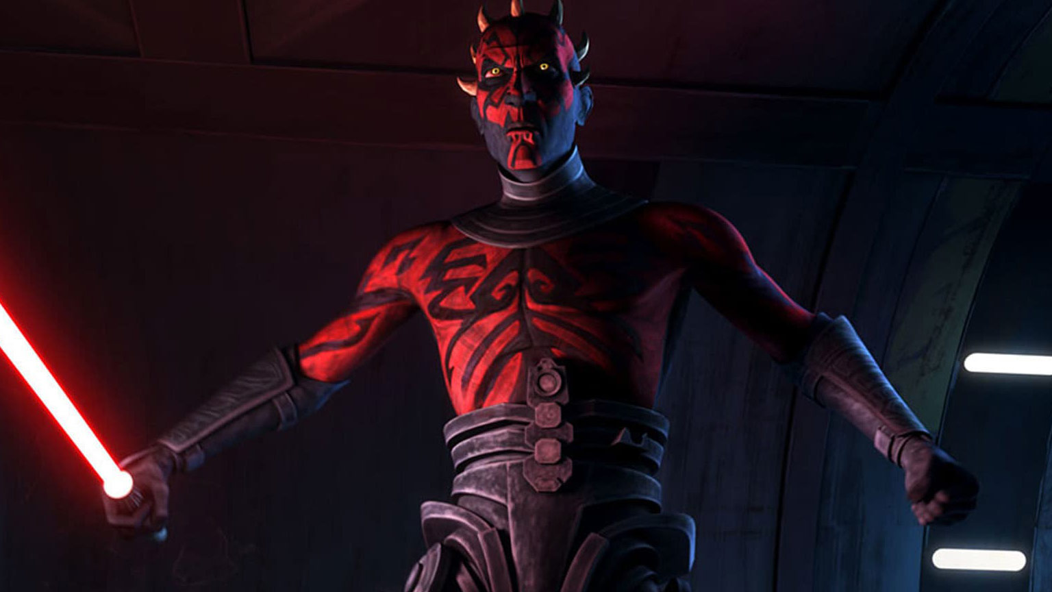 Maul in The Clone Wars