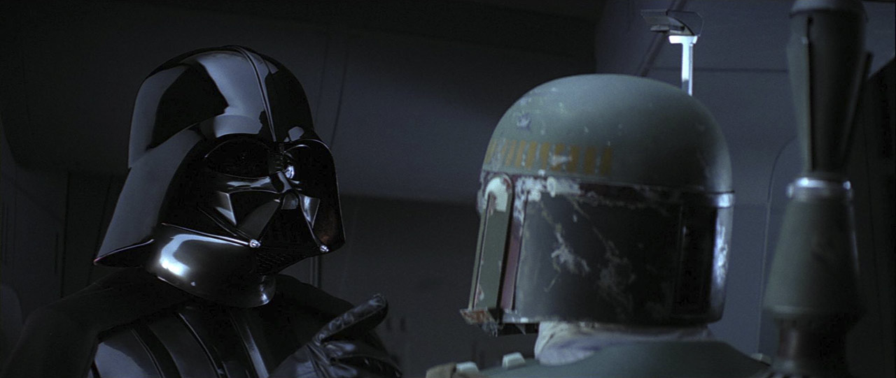 """""""You are free to use any methods necessary, but I want them alive. No disintegrations.""""– Darth Vader"""