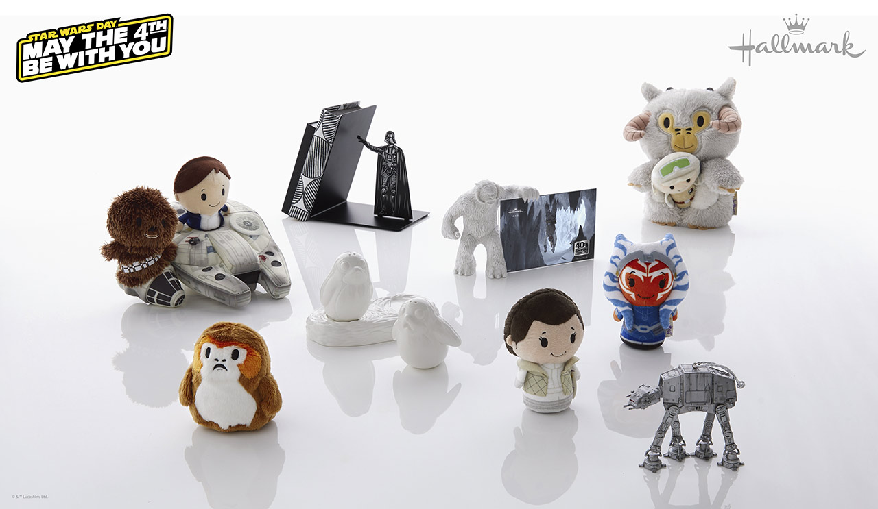 Hallmark Star Wars products