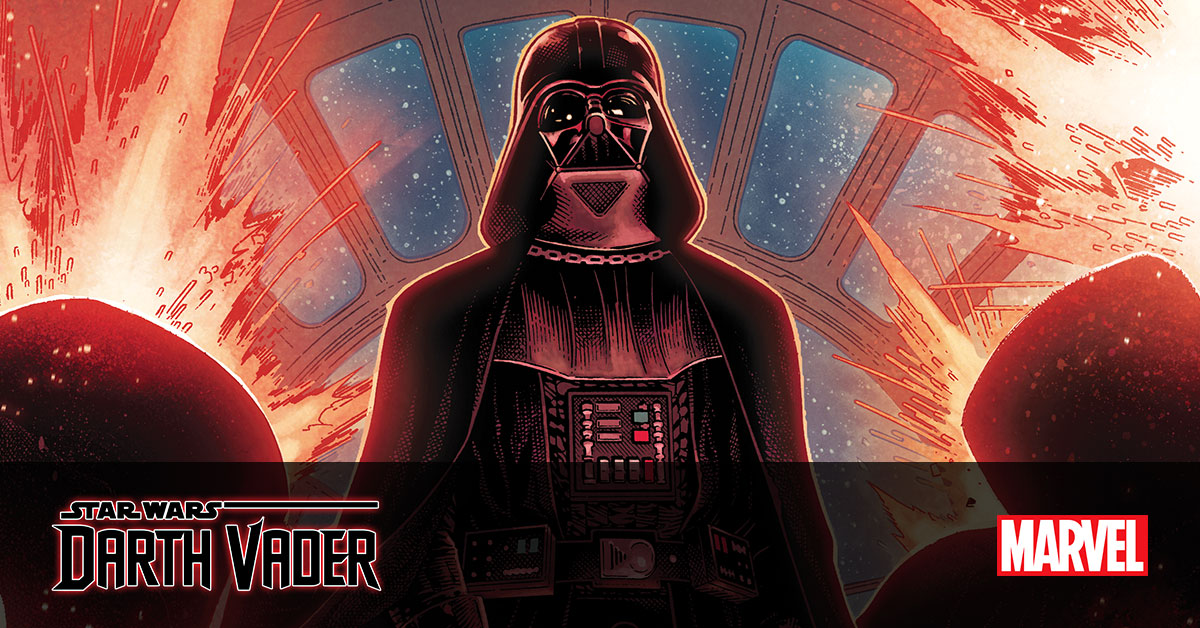 Marvel Star Wars Darth Vader.