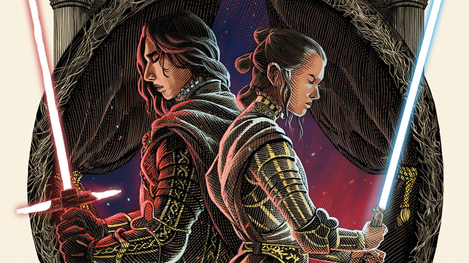 The Merry Rise of Skywalker cover