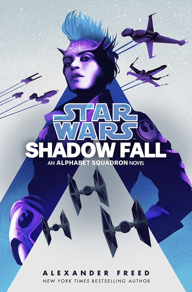 Star Wars: Shadow Fall cover
