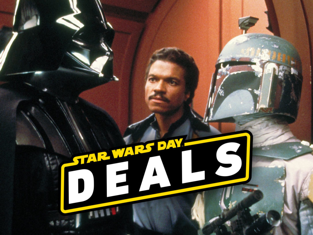 Star Wars Day Deals