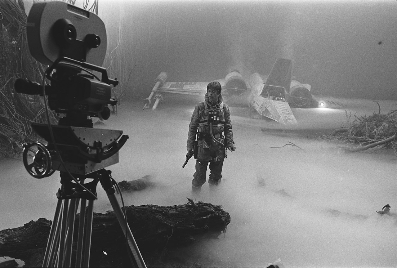 Mark Hamill The Empire Strikes Back behind the scenes