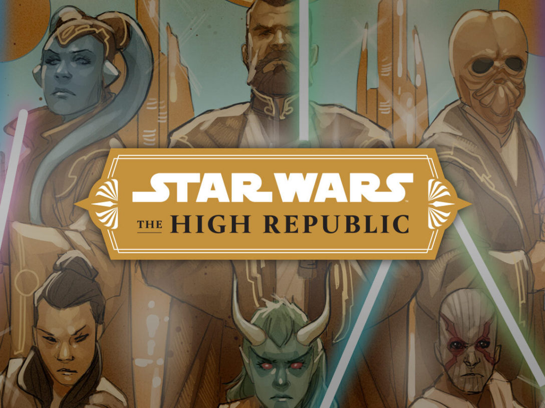 Star Wars: The High Republic Jedi