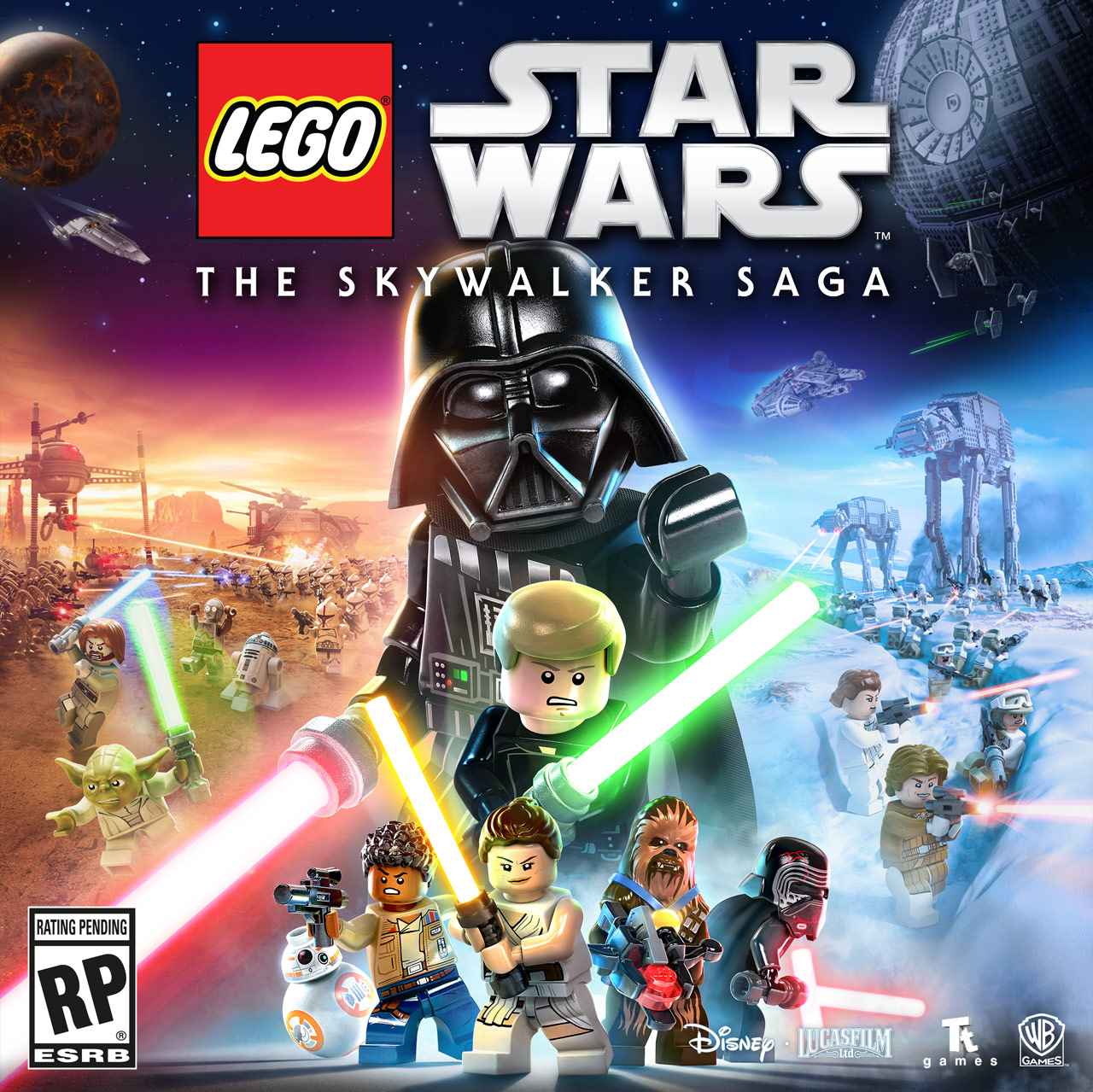 Star Wars LEGO The Skywalker Saga