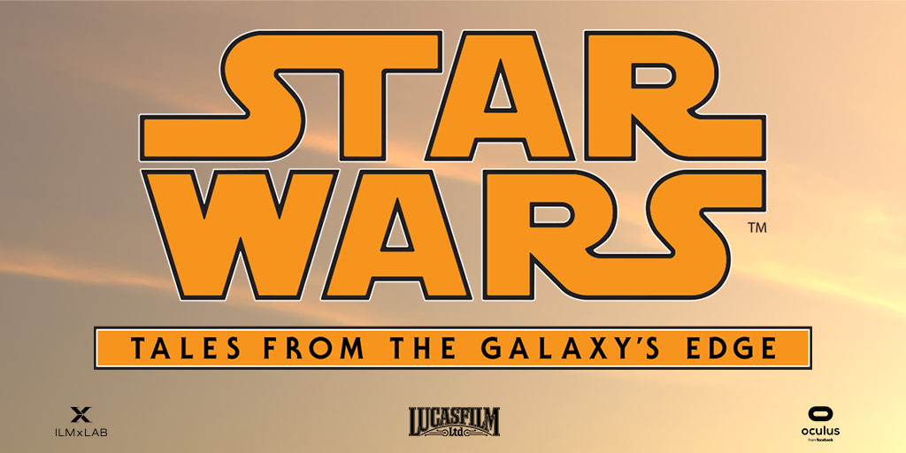 Tales from the Galaxy's Edge logo