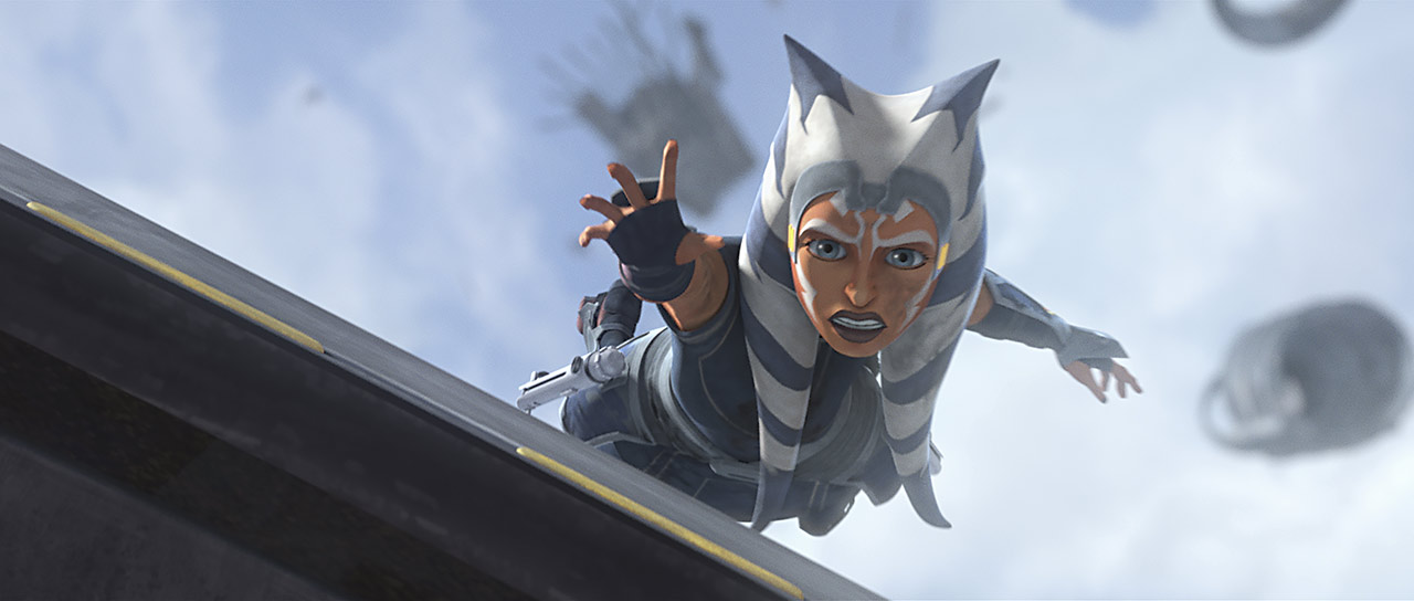 "Ahsoka in ""Victory and Death"""