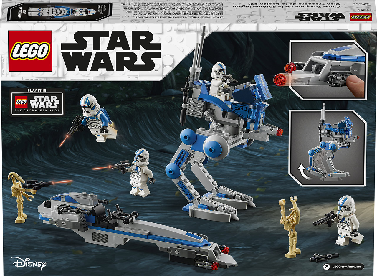New Lego Sets To Celebrate Lego Star Wars The Skywalker Saga Starwars Com