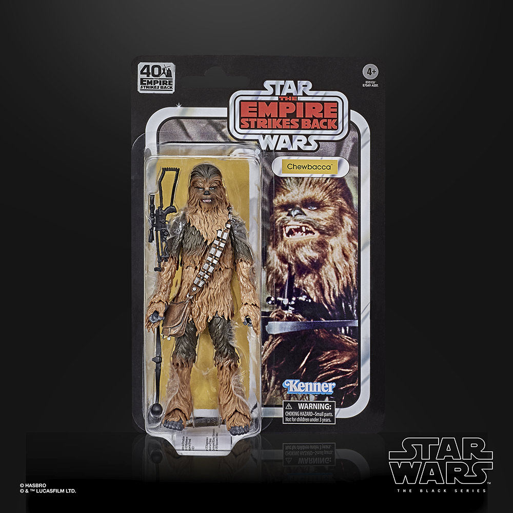 The Black Series Chewbacca.