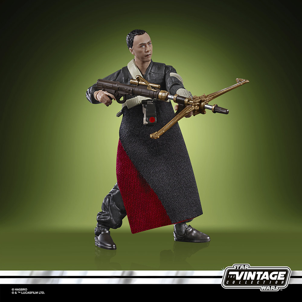 The Vintage Collection Chirrut Imwe.