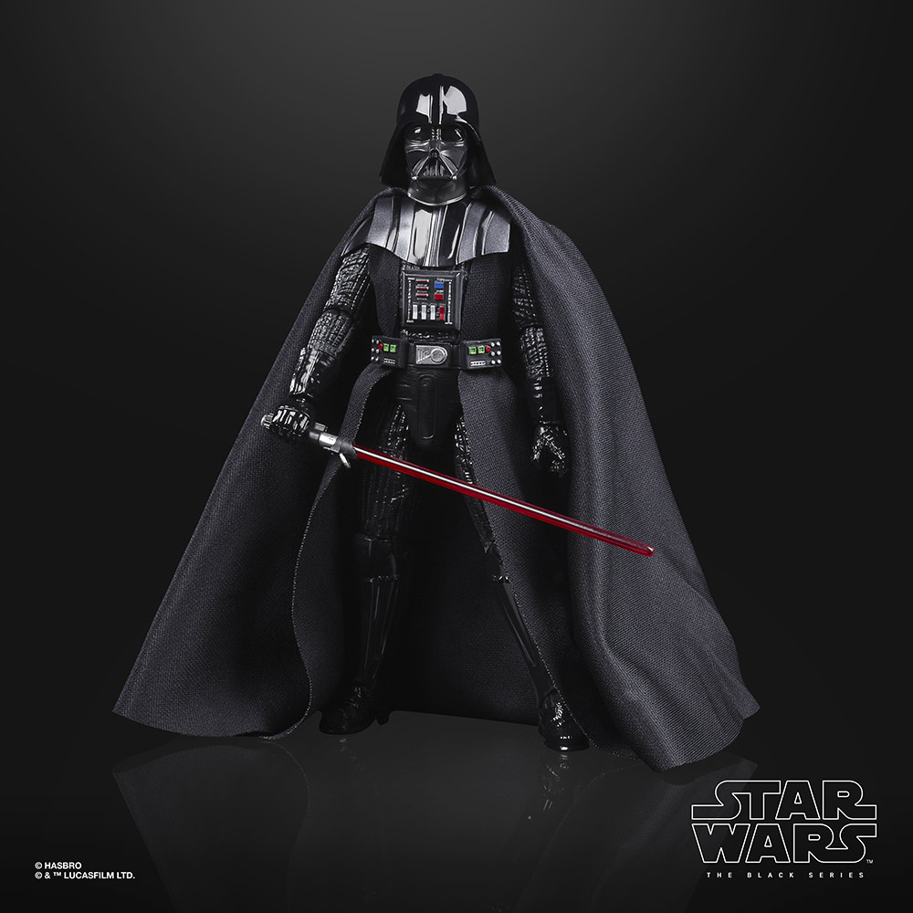 The Black Series Darth Vader.