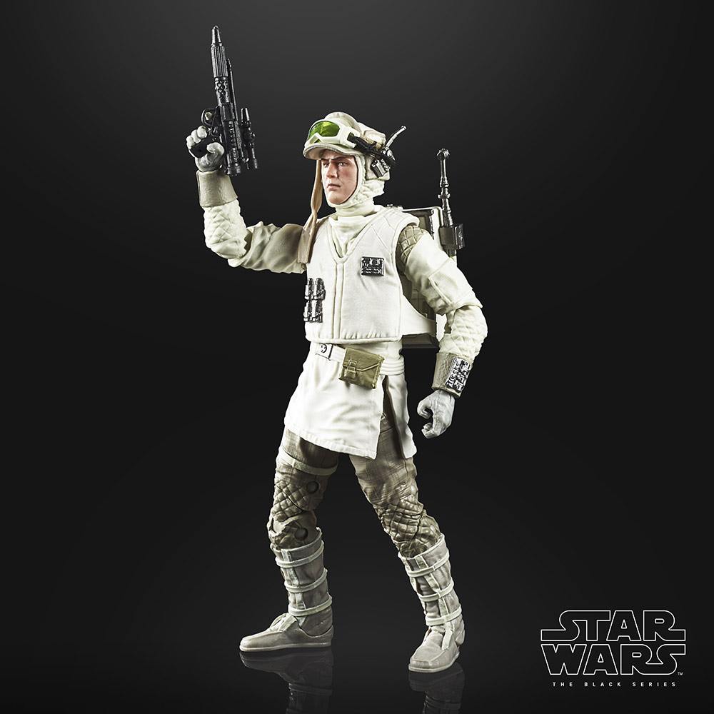 The Black Series rebel trooper.