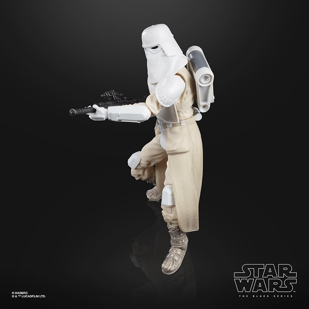The Black Series snowtrooper.