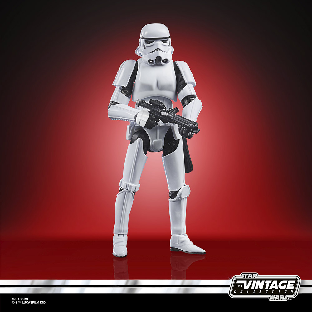 The Vintage Collection stormtrooper.