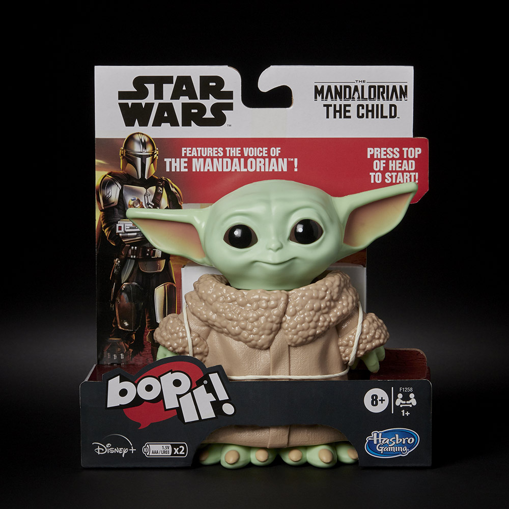 Bop It! Star Wars: The Mandalorian The Child Edition