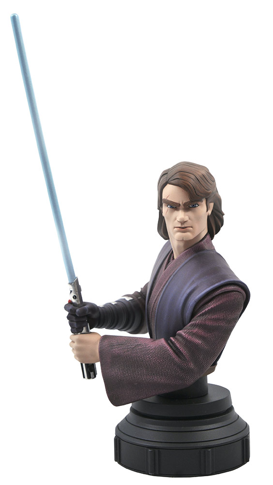 Diamond Select Toys Concept Anakin bust