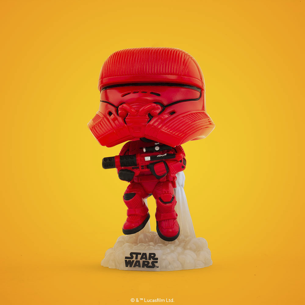 POP Star Wars: The Rise of Skywalker Sith Jet Trooper