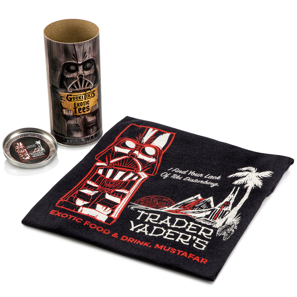 Geeki Tikis Star Wars Exotic Tees - Series 2