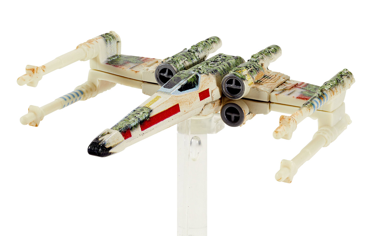 SDCC Exclusive Hot Wheels X-Wing