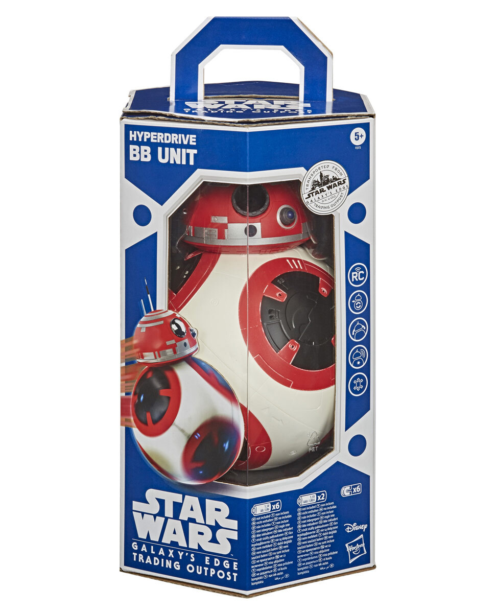 Hyperdrive BB Unit boxed