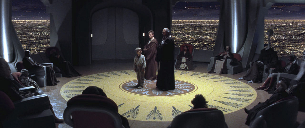 Qui-Gon reveals Obi-Wan is ready to face his trials