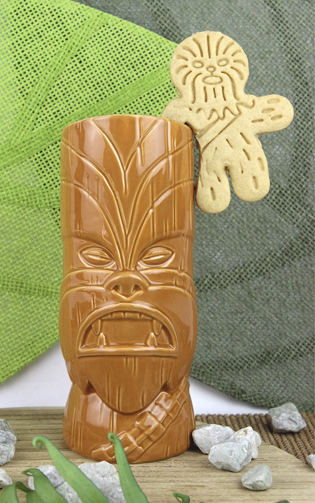 Chewbacca Tiki recipe