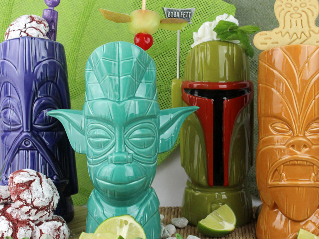 Shag x Geeki Tiki recipes