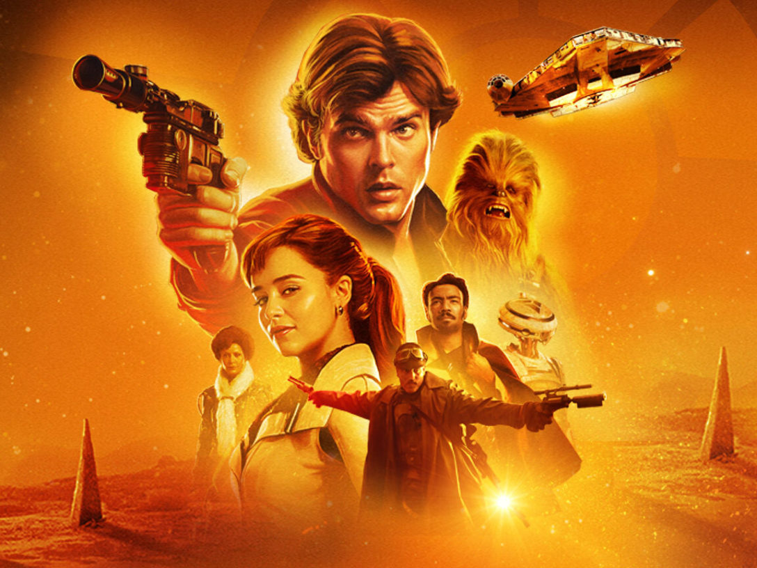 Solo: A Star Wars Story characters
