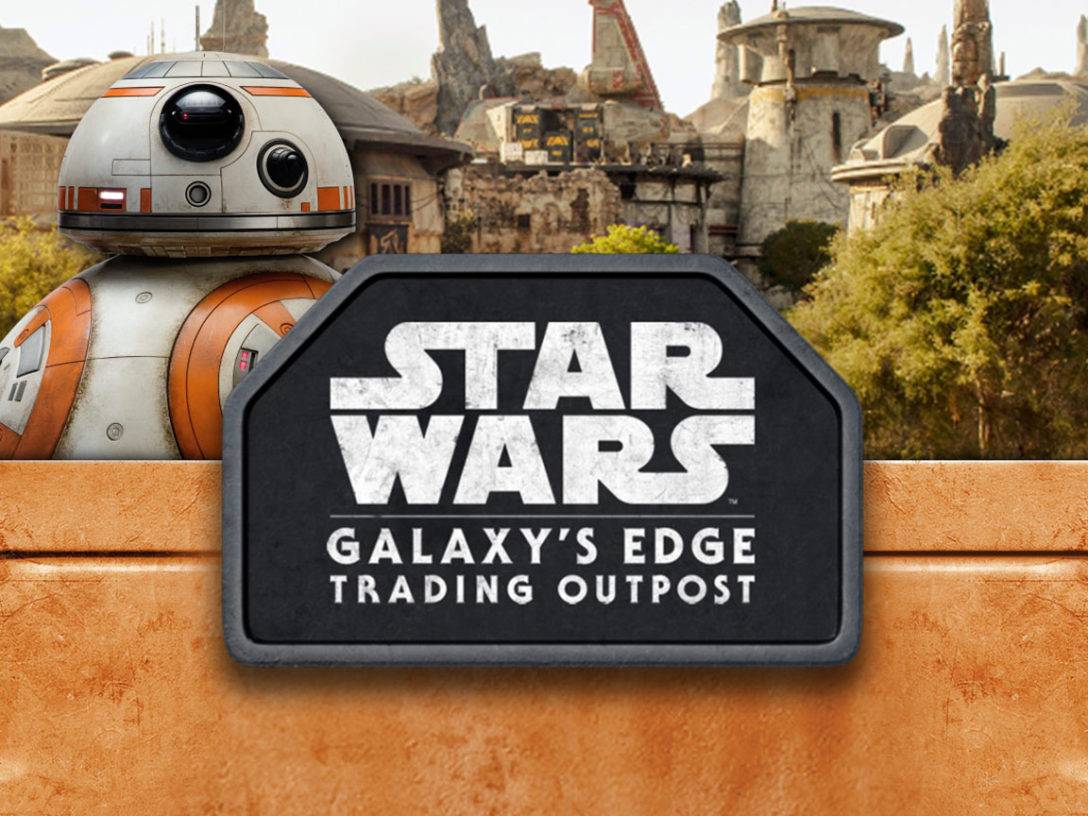 BB-8, Star Wars: Galaxy's Edge at Target