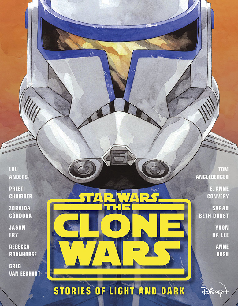 Clone Wars Stories of Light and Dark
