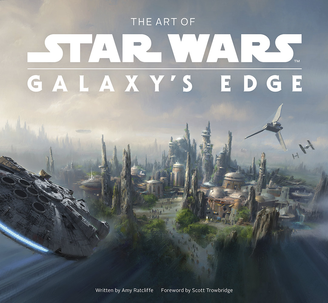 The Art of Galaxy's Edge