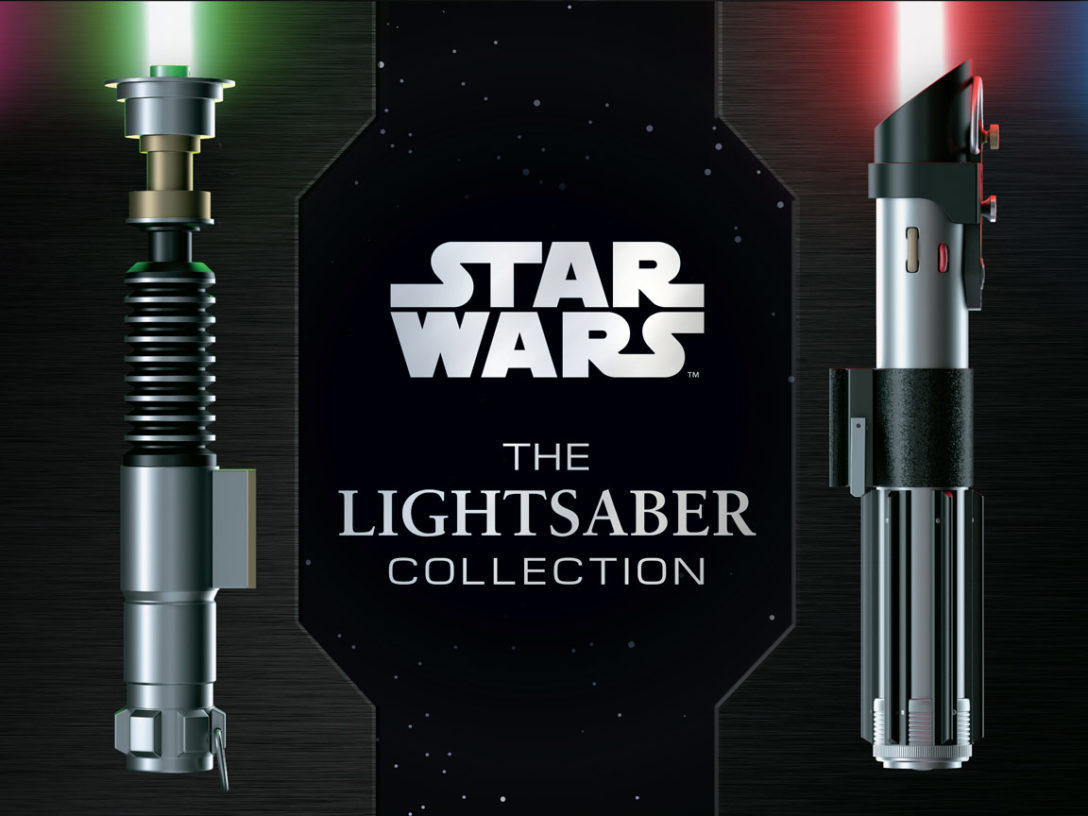 Star Wars: The Lightsaber Collection cover