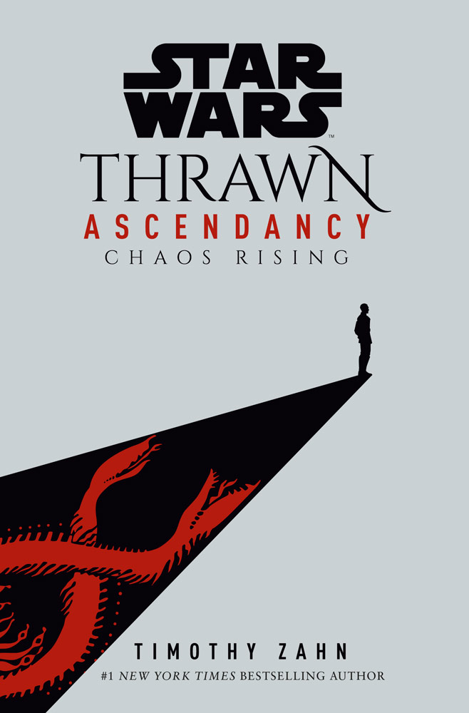 The cover of Thrawn from Thrawn Ascendancy: Chaos Rising