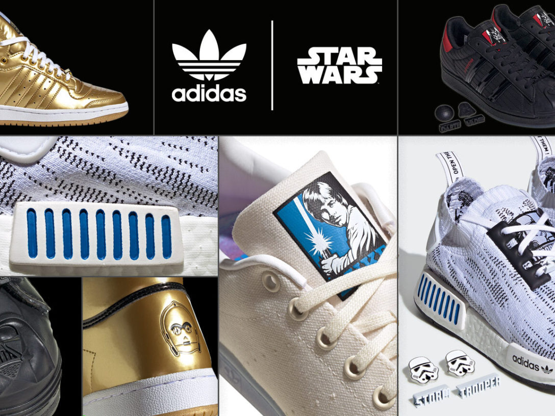 Adidas x Star Wars sneakers