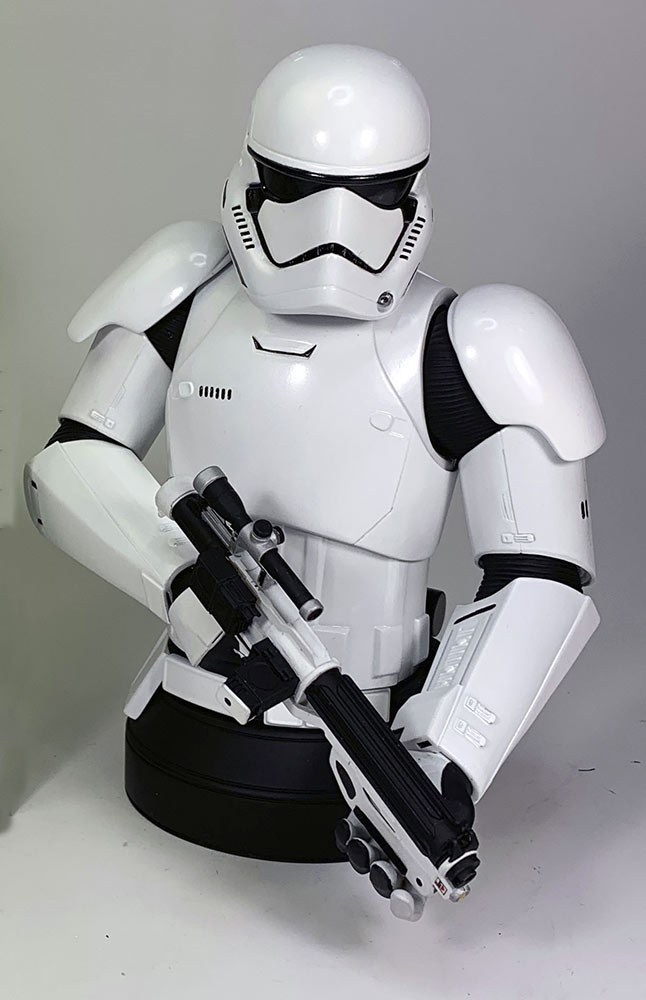 Diamond First Order Stormtrooper 1/6 Scale Mini-Bust