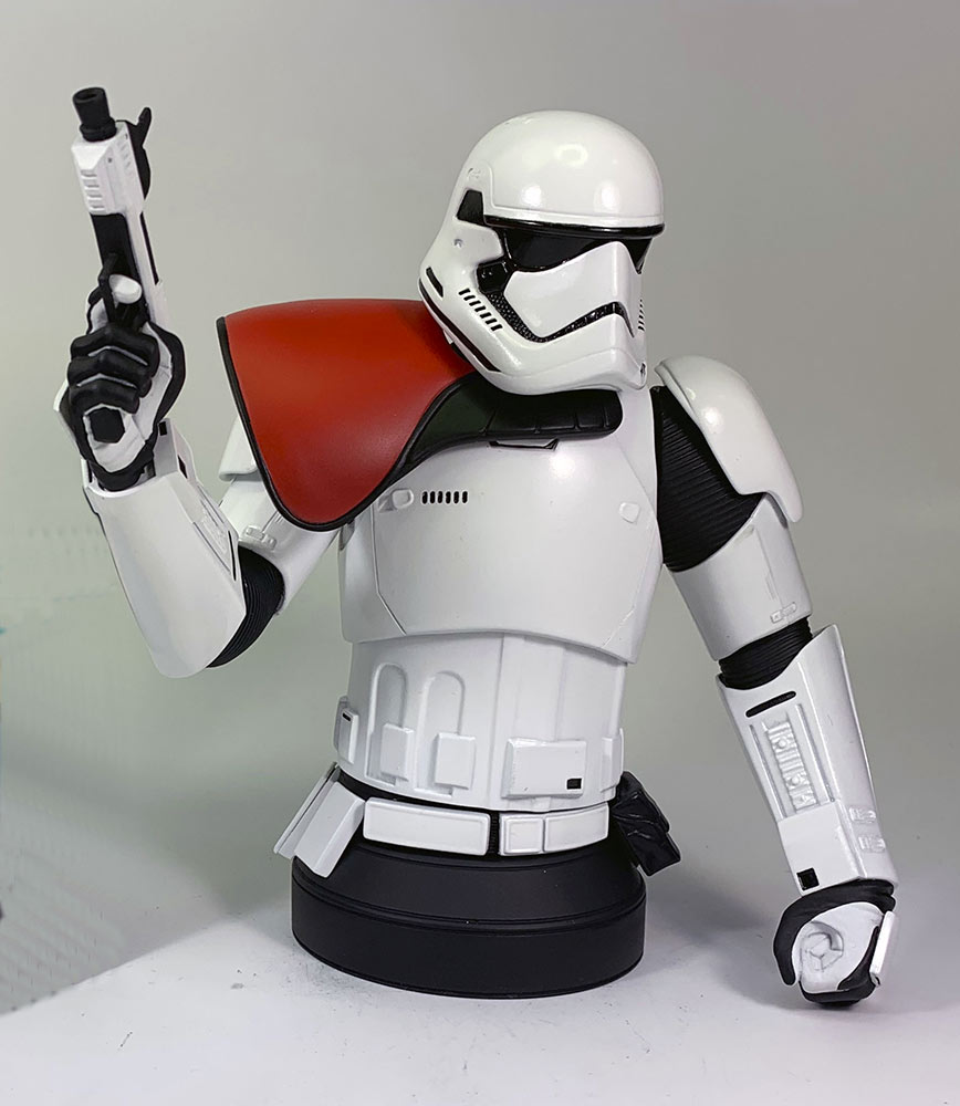 Diamond First Order Stormtrooper Officer 1/6 Scale Mini-Bust