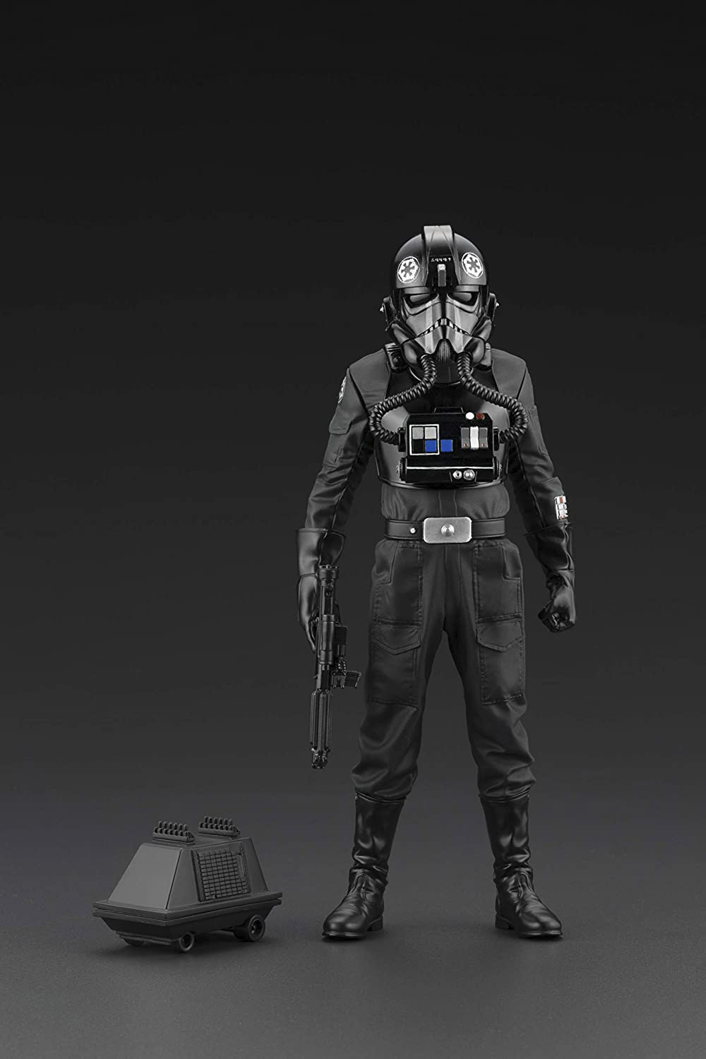 Kotobukia Star Wars: A New Hope Tie Fighter Pilot Backstabber and Mouse Droid