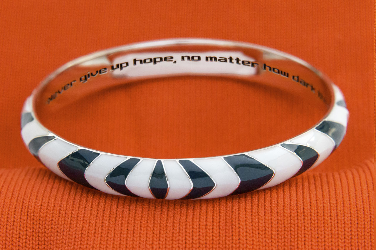 RockLove's Ahsoka Tano bangle