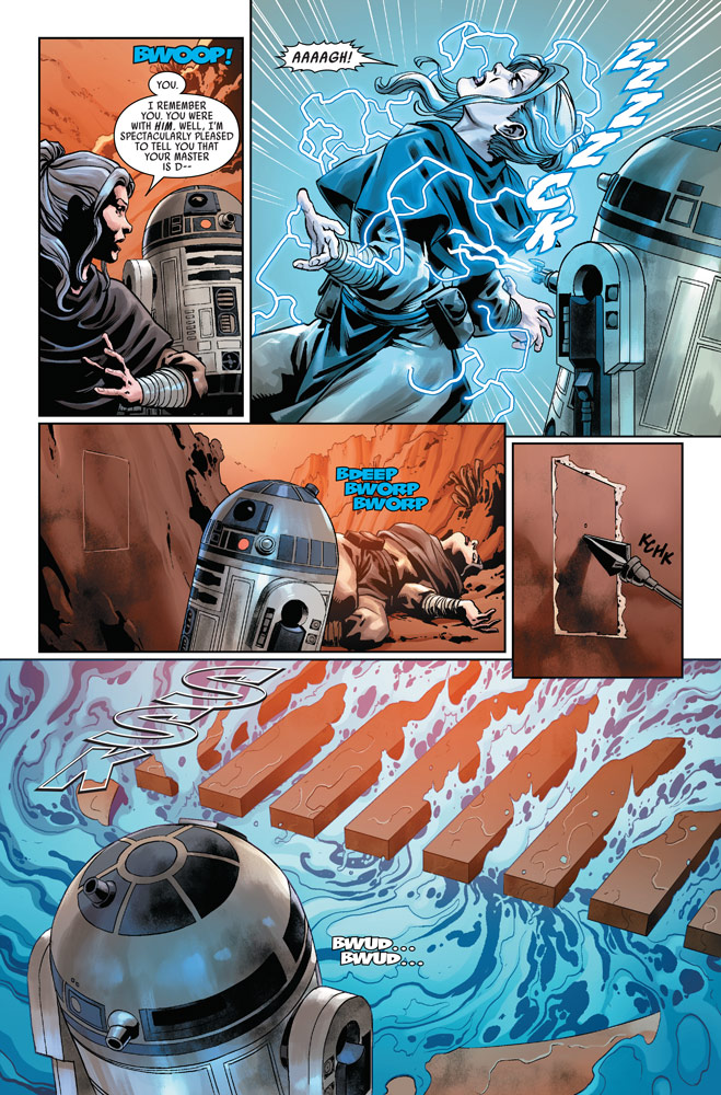 Marvel's Star Wars #6 page 5