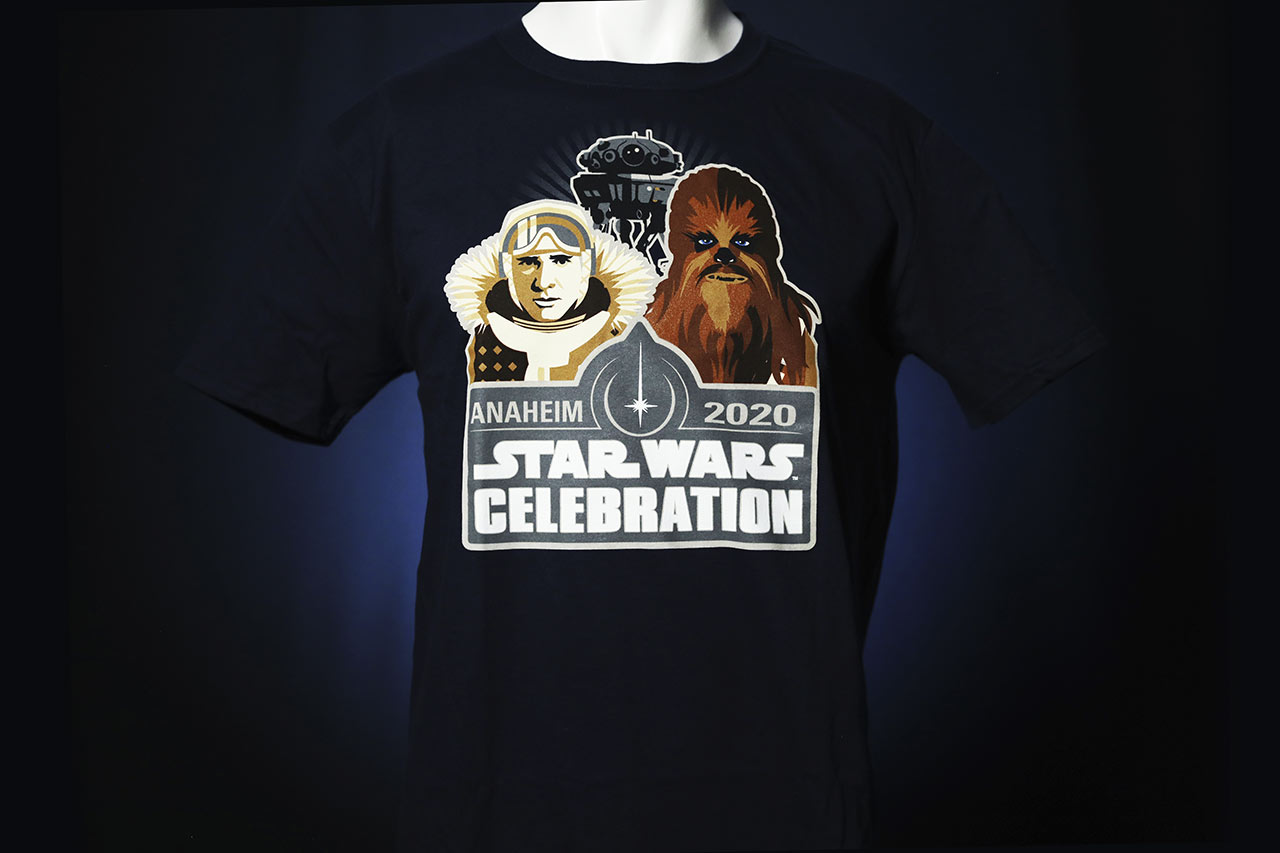 Star Wars Celebration 2020 The Empire Strikes Back shirt