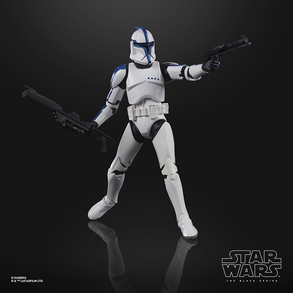 Hasbro Pulse Fan First Friday: Clone Trooper Phase 1 Lieutenant