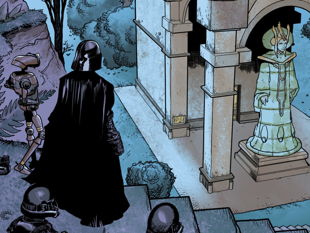Marvel's Darth Vader #4 preview