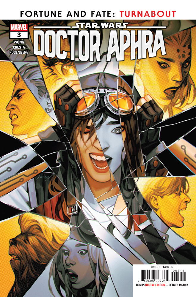 Doctor Aphra #3 cover