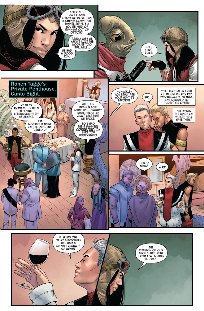 Doctor Aphra #3 page 5