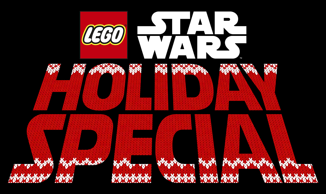 The LEGO Star Wars Holiday Special logo