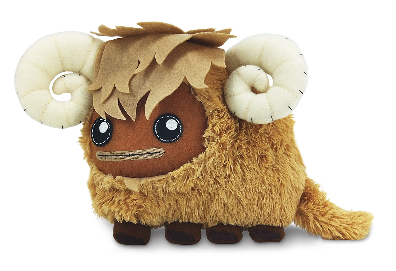 Trading Post Collection: plush bantha